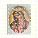 CATHOLIC CROWN VIRGIN MARY OUR LADY PORCELAIN CAMEO CAB 26-6