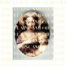CATHOLIC VIRGIN MARY JESUS MADONNA CHILD PORCELAIN CAMEO CAB 11