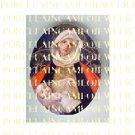 CATHOLIC VIRGIN MARY JESUS MADONNA CHILD PORCELAIN CAMEO CAB 11-5