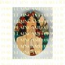 ALPHONSE MUCHA ART NOUVEAU POPPY FLOWER LADY PORCELAIN CAMEO CAB 58-20