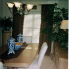Window Treatments LABOR by Veronica Mandolini