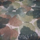 Ametex All Over Leaves Outdoor Fabric 21.95per yd-FS