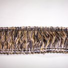 "2"" Loop Fringe, Black, Gold, Beige  9.95per yd-FS"
