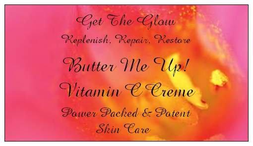 Butter Me Up Vitamin C Creme  4oz Jar 24.95