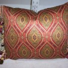 Medalion Design Handmade Pillow   $50.73