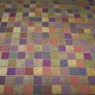 24426 Chenille Check   2 yard, 22.5 inch piece  $54.95
