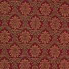 23378/19 Chenille Motiff Medallion Indian Red 21.95