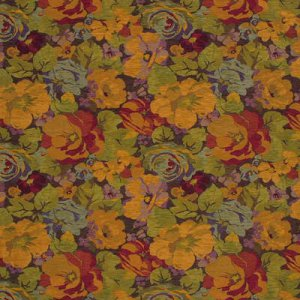 Kravet- Pedigree  Chenille Floral Jewel