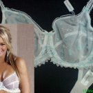 32g young attitude white embroidery underwired bra zig zag range new with original tag