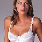 36c ballet bware white polka bra brand new with original tags