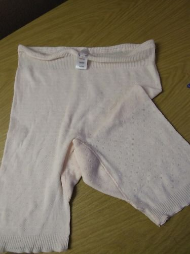 size 20 to 22 pink thermal shorts/knickers by vedonis