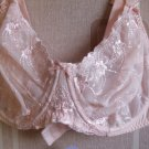 38f figura contessa pink lace underwired bra BNWT