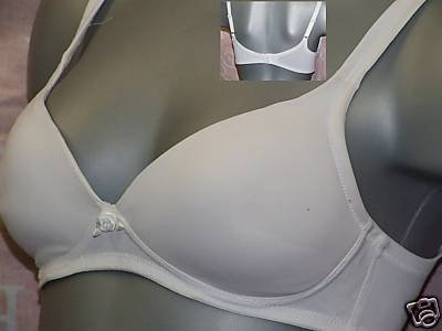 36c ex store non wired smooth microfibre t shirt bra BN