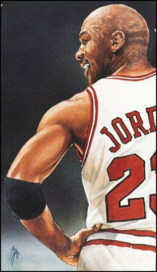 Michael Jordan - Ted Watts Collection