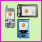 ** 13 Genuine PALM Zire Tungsten TREO Z22 Screen Glare Protectors 3177WW NEW **