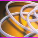 "50' Sani-Tech STHT-C-125-4 Platinum-Cured Medical Silicone Tubing 1/8"" x 3/8"""