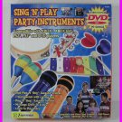 ** Sing N Play Karaoke Microphone & Party Instrument Set RS 805 NEW RS805 **