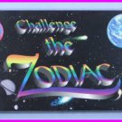 ** Challenge the Zodiac Astrology Fun Patti Rockburn Universe Board Game NEW **
