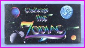 ** Challenge the Zodiac Astrology Fun Patti Rockburn Universe Board Game NEW **