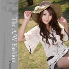 [W0007] Milan Style Fashion Delicate Knitted Blouse 米兰时尚新款