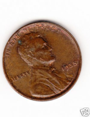 1935 Wheat Cent - Great Details