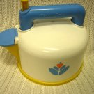 Fisher Price Whistling Pretend Kettle 1987