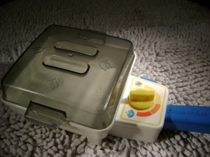 Fisher Price Pretend Fry Pan (HB38)