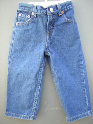 Levis 526 Relaxed Jeans (HC25)
