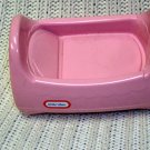 Little Tikes Doll House Furniture Pink Craddle (HC10)