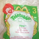 TY McDonalds Beanie Baby #3 Dipsy