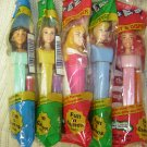 Pez Dispensers New Unopened Princess Collection (HC43)