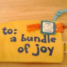 Infantino Mail Crinkle Bear Hug Letter for Baby Add Own Picture (HC13)