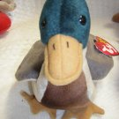 Ty Beanie Baby Collection Jake Mallard (HC13)