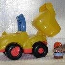 Fisher Price Little People Talking Dump Truck