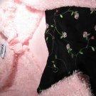 Trendy Kids Skirt Set Black Skirt Pink Top NWT (HC19)