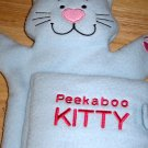 Cartwheel Books Peekaboo Kitty Hand Puppet Book (HC!3)