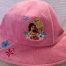 Disney Store Princess Terry Cloth Beach Pool Hat (HC19)