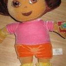 Plush Dora the Explorer by Nanco