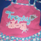 Simply She Simply Dog Trophy Dog Swim Dress XSmall 2007 (HC13)