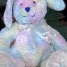 The Petting Zoo Large Soft Sherbet Bunny Plush (HC13)