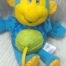 Lamaze Soft Monkey Plush Toy with Crinkle Sounds (HC20)