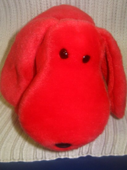 Ty Beanie Buddies Collection Big Red Dog