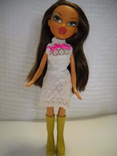 Bratz Doll Fully Dressed Mga Entertainment Long Brown