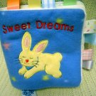 Taggies Sweet Dreams Soft Baby Rag Book (HC20)