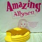 Playmates Toys Amaing Allysen Replacement Pancakes