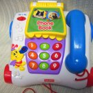 Fisher Price Mattel Counting Friends Phone Pull String (HC01)  2003