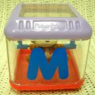 Fisher Price Replacement Alphabet Peek-a-Block Letter M