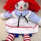 Raggedy Ann Rag Doll Soft 15 Inch (TBK)