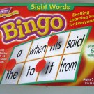Sight Words BINGO by Trend Enterprises (HC46)