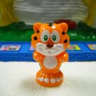 V-Tech Smartville Alphabet Train Station Replacement Animal Tiger